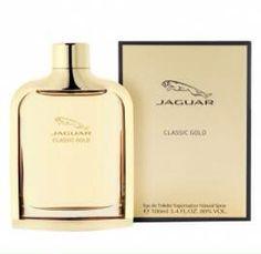 Jaguar Classic Gold For Men EDT 100 ml. ราคาปกติ 3800 บาท ❤️ลดเหลือ 1890 บาท❤️ ฟรีค่าส่ง EMS   น้ำหอม Jaguar Classic Gold เป็นน้ำหอมผู้ชายที่หอมสดชื่นและหอมกลิ่นไม้พร้อมกับวนิลลา เปิดตัวด้วยกลิ่นหอมสดชื่นอย่างโน๊ตแอปเปิ้ลเขียว, มะนาวและมะกรูด ตามมาด้วย orange blossom และ teak wood เพิ่มความหอมแบบอบอุ่นและเสน่ห์เย้ายวนด้วย patchouli, vanilla และ musk ทำให้วันทั้งวันของคุณเต็มไปด้วย  ติดต่อสอบถามทาง Inbox  ✨Line ID : AdamEva.gallery Tel : 094-846-9415  #Jaguar #ClassicGoldForMenEDT #pe