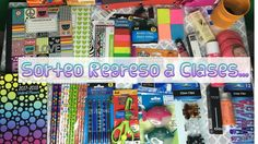 SORTEO INTERNACIONAL   REGRESO A CLASES   Kenimar