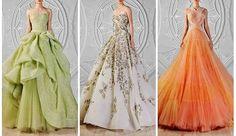 Rami Kadi Haute Couture SS 2014