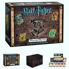 Www.dalilandtoys.com Building Games, Building A Deck, Harry Potter Board Game, Hogwarts, Board Games, Products, Tabletop Games, Gadget, Table Games