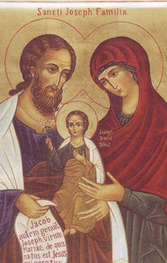 Santos Jacob, Raquel y José