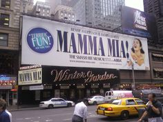 The Winter Garden Theatre in Manhattan, NY is protected by BirdMaster's humane control systems!