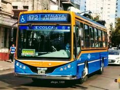 Buses, Buenos Aires, Buenos Aires Argentina, Urban, Photos, Busses