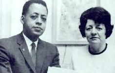 FAMOUS ABDUCTIONS No. 1...Betty and Barney Hill were an interracial American couple who claimed to have been abducted by extra-terrestrials in a rural portion of New Hampshire (USA).  The alleged UFO sighting happened on September 19, 1961, at around 10:30 p.m.  The Hills were driving back to Portsmouth from a vacation in Niagara Falls and Montreal, Quebec, Canada.