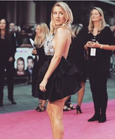 Ellie Goulding Ellie Golding, Celebs, Celebrities, Beauty Queens, Record Producer, Pretty Woman, Celebrity Style, Sexy Women, Ballet Skirt