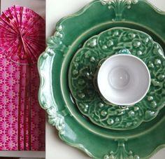 Handthrown porcelain