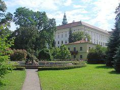 Kroměříž - Podzámecká zahrada 1