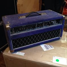 Was crazy excited to get to see a Dumble in the flesh today!! Just been sold for…
