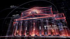 TVC ID / Moscow / Bolshoi Theatre / CG only