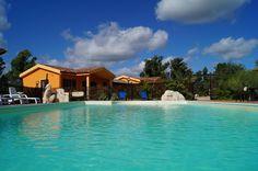 Sardinien-Apartments mit Pool in Strandnähe