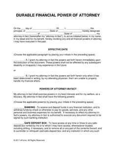power of attorney form how to fill out  General Power of Attorney Template Free | Power of Attorney ...