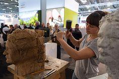 Le salon de l'artisanat IHM - Munich Internationale Handwerksmesse 11 au 17 mars 2015
