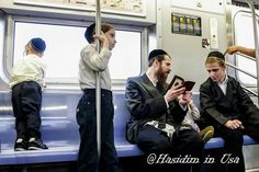 Torah learning on the F train: TRAIN up a child in the way he should go, so when he is older he won't veer off track.