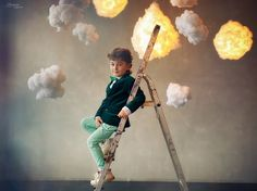 Лучшие детские фотографии) Cloud Nursery Decor, Clouds Nursery, Fashion Photo, Kids Fashion, Mini Sessions, Photography Backdrops, Photo Studio, Children Photography, Kids And Parenting