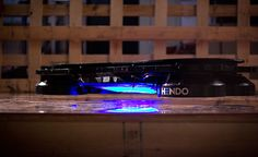 Hendo Hover is the World's First Real Hoverboard | Cool Material