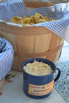 Nik - is this what your table cloths look like? If so, this is cute idea for finger foods like chips and stuff.