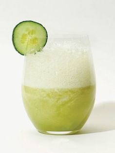 Prosecco Fresco    Ingredients:  16 oz chilled Ruffino Prosecco  4 cucumbers  4 lime wedges  Hot sauce  Sea salt    Directions:  Peel cucumbers and puree in blender.  Strain cucumber juice evenly into 4 glasses.  Top off with Ruffino Prosecco.  Finish with a dash of hot sauce and a pinch of salt.  Gently stir to combine. Garnish with lime.
