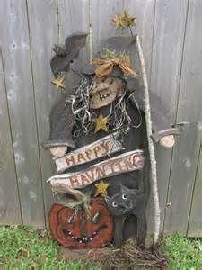 Primitive Halloween Wood Craft Patterns - Bing Images