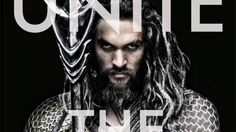 This is the first image of Jason Momoa as Aquaman the most authentic Aquaman ever.