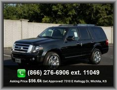 2013 Ford Expedition Limited SUV  Electrochromatic Rearview Mirror, Gross Vehicle Weight: 7, Floor Mats: Carpet Front And Rear, Suspension Class: Regular, Heated Driver Mirror,