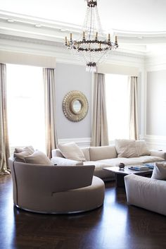 South Shore Decorating Blog: Rooms I Love in Black, White, and Tans