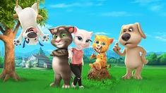 Talking Tom and Friends: Season 1 - YouTube