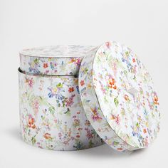 ROUND FLOWER BOX - Boxes - Decoration | Zara Home United Kingdom