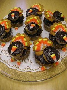 Gobbling Cupcakes