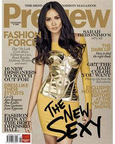 The most comprehensive source for fashion, beauty, parties and celebrity style in the Philippines. V Magazine, Magazine Covers, Cosmopolitan, Vanity Fair, Marie Claire, Nylons, Filipino Fashion, Interview, Look Dark