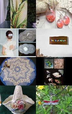 Easter Day Finds! by Sandra K. Robbins on Etsy--Pinned with TreasuryPin.com