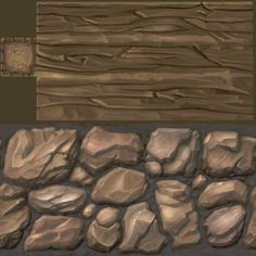 Show your hand painted stuff, pls! - Page 30 - Polycount Forum