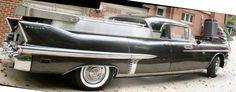 1958 Cadillac Eureka Flower Car on ebay