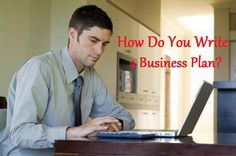 When writing a business plan, you will need to make an outline, format and sections.Writing a business plan is the first stop on the road to starting your own company.Although many other tools can help you evaluate and plan particular aspects of your business…http://mariabarinalive.com/write-business-plan