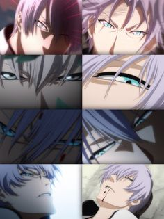 gin's eyes appreciation