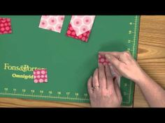 ▶ Scrappy Shine Quilt Tutorial - YouTube