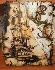 Old Maps, Antique Maps, Vintage Maps, Pirate Art, Pirate Life, Pirate Ships, Pirate Ship Tattoos, Pirate Girl Tattoos, Pirate Treasure Maps