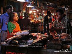 Fish Market at Kolkata | by AmitabhaGupta