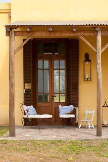 MAISON DECOR Gazebo, Pergola, Outdoor Furniture, Outdoor Decor, Decoration, Country Style, Sun Lounger, Ideas Para, Sweet Home