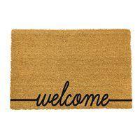 Artsy Doormats Welcome Door Mat