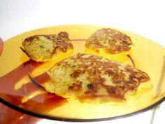 Ce midi, j'ai testé une nouvelle recette facile et rapide, des galettes aux courgettes, oui des légumes c'est trop bon et healthy!