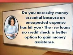 1500 Loans No Credit Check Just A Loan To Benefit You With Ease