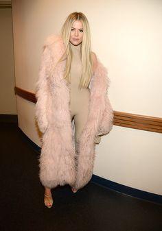 The Kardashian-Jenner Family at Kanye West's Fashion Show | POPSUGAR Celebrity