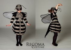 Wasp child's costume