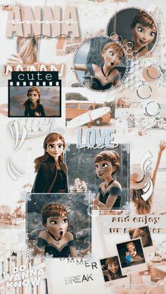 Frozen Wallpaper, Angel Wallpaper, Bear Wallpaper, Cute Wallpaper Backgrounds, Cute Wallpapers, Cartoon Wallpaper Iphone, Disney Phone Wallpaper, Disney Concept Art, Disney Fan Art