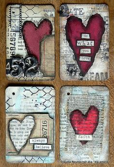 Von Pappe II - Art Journal Inspiration <3