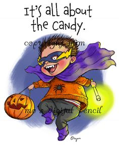 Mo's Digital Pencil - It's all about the Candy! (boy), $4.00 (http://www.mosdigitalpencil.com/its-all-about-the-candy-boy/)