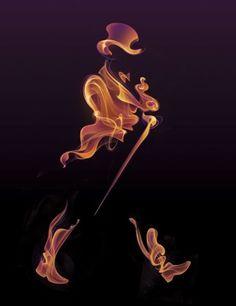 T Shirt Art, Johnny Walker, Walker Logo, Logo Luxury, Cigars And Whiskey, Illustration, Scotch Whisky, Art Direction, Black Backgrounds