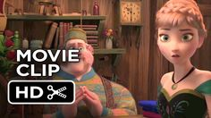 Frozen Movie CLIP - Summer Blowout (2013) - Disney Princess Movie HD  This is one of my favorite parts!