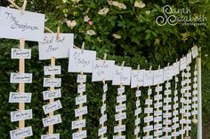 Alternative table plan by Zenith Events.