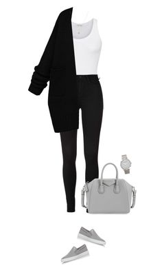 """""""Playing it Casual !"""" by azzra on Polyvore featuring American Vintage, MICHAEL Michael Kors, Larsson & Jennings, Givenchy, LC Lauren Conrad, women's clothing, women, female, woman and misses"""